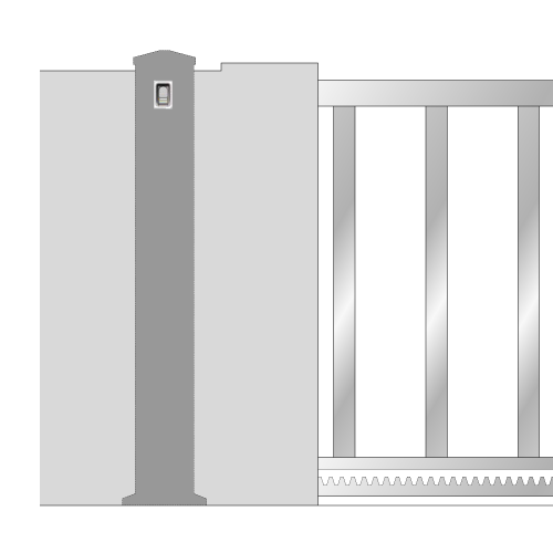 Fence illustration
